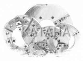 Логотип компании КАТАНА Н