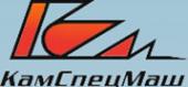 Логотип компании КамСпецМаш