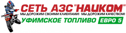 Логотип компании Наиком