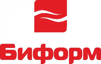 Логотип компании Биформ