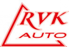 Логотип компании RVK Auto
