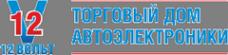 Логотип компании 12 Вольт
