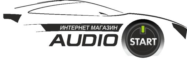 Логотип компании Аудио Старт