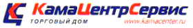 Логотип компании КамаЦентрСервис