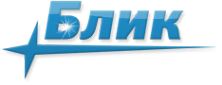 Логотип компании БЛИК ПЛЮС