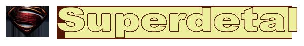 Логотип компании СуперДеталь