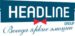 Логотип компании HeadLine group