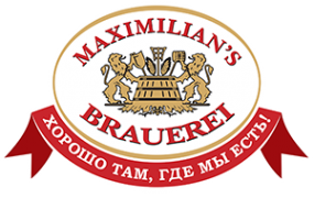 Логотип компании Maximilian`s