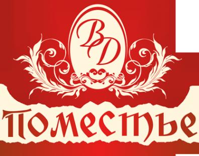 Логотип компании Поместье