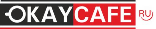 Логотип компании Okaycafe.ru