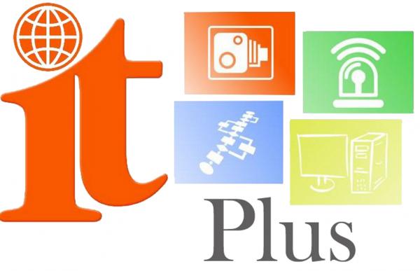 Логотип компании АЙТИ-ПЛЮС