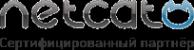 Логотип компании Неткам