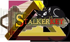 Логотип компании StalkerKey