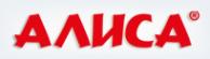 Логотип компании Алиса