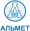 Логотип компании Альмет компания по производству металлических шкафов стеллажей