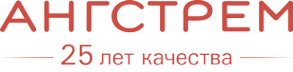 Логотип компании Ангстрем