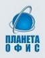 Логотип компании Планета Офис НЧ