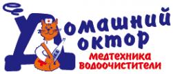 Логотип компании Домашний Доктор