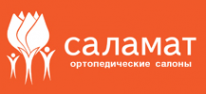 Логотип компании Саламат