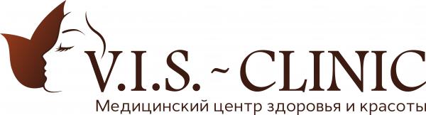 Логотип компании V.I.S.-CLINIC
