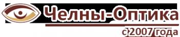 Логотип компании Челны-Оптика
