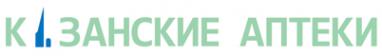 Логотип компании Казанские Аптеки