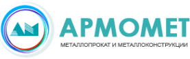Логотип компании Армомет