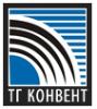 Логотип компании Конвент