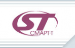Логотип компании Смарт-т Поволжье