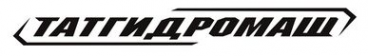 Логотип компании Татгидромаш