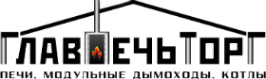 Логотип компании ГлавПечьТорг