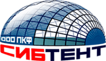 Логотип компании Сибтент