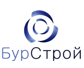 Логотип компании БурСтрой