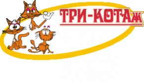 Логотип компании ТРИ-КОТАж
