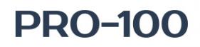 Логотип компании Про-100