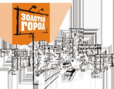 Логотип компании Золотой город