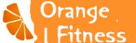 Логотип компании Оранж Фитнес