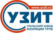 Логотип компании Уральский завод изоляции труб