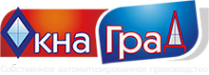 Логотип компании ОкнаГрад