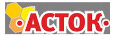 Логотип компании Асток