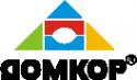 Логотип компании ДОМКОР