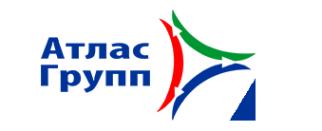 Логотип компании Атлас Групп
