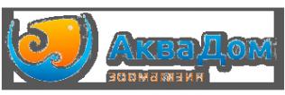 Логотип компании Аквадом