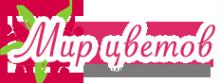 Логотип компании Мир цветов