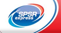 Логотип компании СПСР-ЭКСПРЕСС
