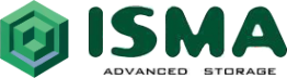 Логотип компании ИСМА