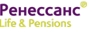 Логотип компании Ренессанс Life
