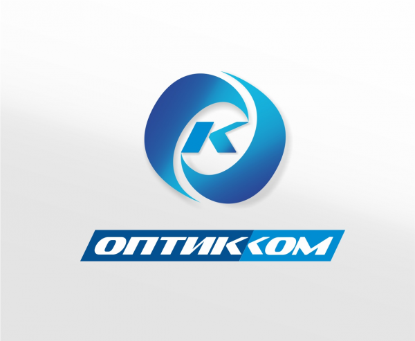 Логотип компании ОПТИК КОМ