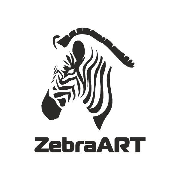 Логотип компании ЗебраАрт