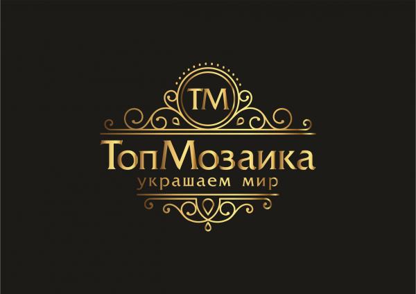 Логотип компании Топ Мозаика